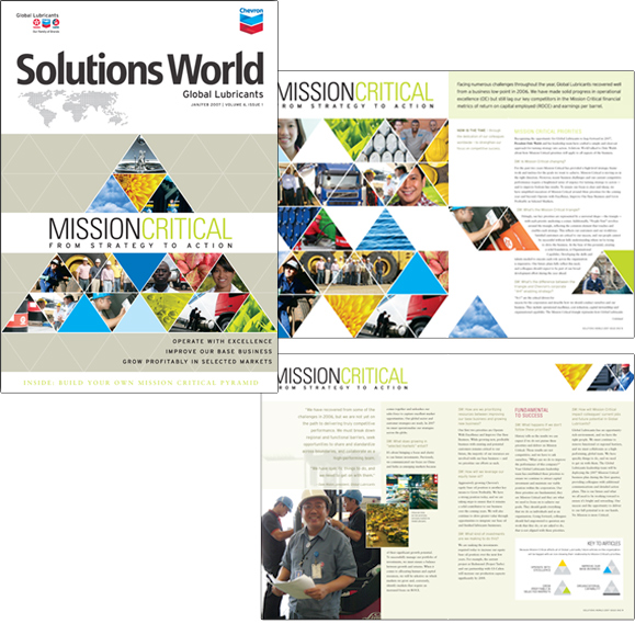 """Solutions World"" magazine"